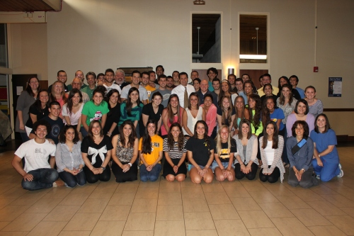 2013 Counselors & Staff @ Orientation