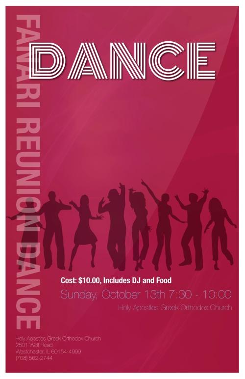 Fanari Dance 2013