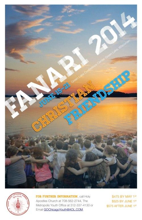 Fanari 2014 Poster